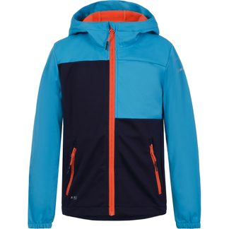 Icepeak - KArs JR Softshell Jacket Boys dark blue