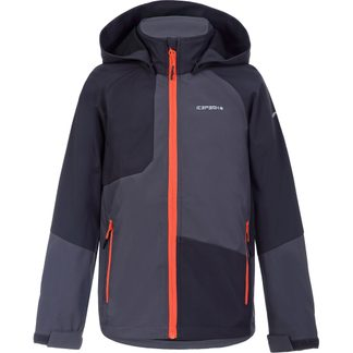 Icepeak - Kenton JR Softshell Jacket Boys granite