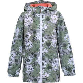 Icepeak - Lorain Windbreaker Coat Girls antique green