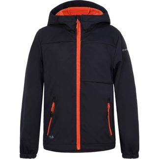 Icepeak - KArs JR Softshell Jacket Boys anthracite