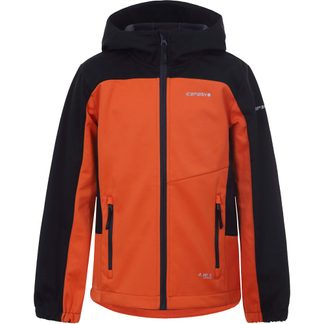 Icepeak - Laurens Softshell Jacket Boys orange