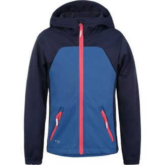 Icepeak - Kimry JR Softshell Jacket Girls navy blue
