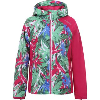 Icepeak - Kenova Softshell Jacket Girls emerald