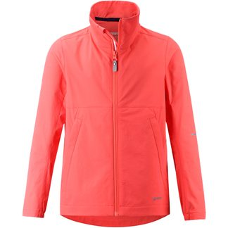 Reima - Manner Jacket Kids coral pink