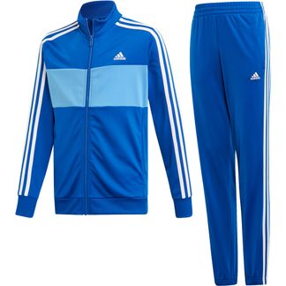 adidas - Tiberio Trainingsanzug Jungen collegiate royal real blue white
