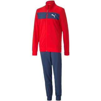 Puma - Poly Suit Boys high risk red