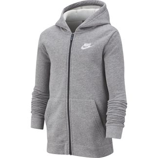 Nike - Core Trainingsanzug Kinder carbon heather dark grey