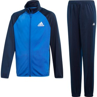 adidas - Entry Trainingsanzug Jungen hi-res blue collegiate navy white