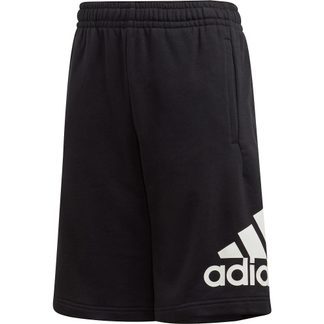 adidas - Must Haves Badge of Sport Shorts Boys black white