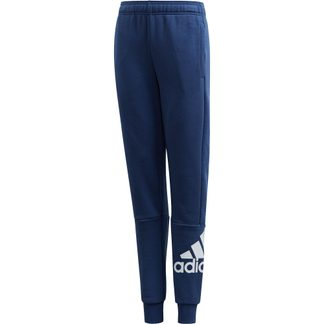 adidas - Must Haves Trainingshose Jungen tech indigo white