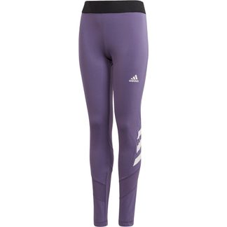 adidas - The Future Today Tights Girls tech purple white