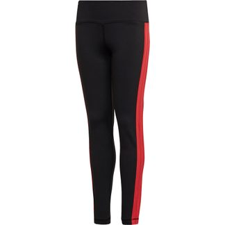 adidas - Believe This Bold Tights Girls black core pink