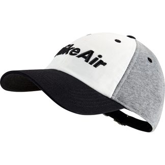 Nike - Air Heritage86 Cap Kinder black white carbon heather