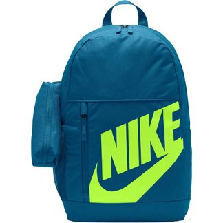 Nike - Element Backpack Kids green abyss volt