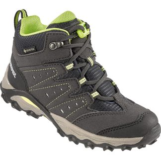 Meindl - Tuam Junior GTX Kinder graphit lemon