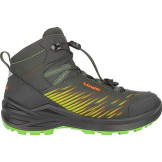 Lowa - Zirrox GTX MID JR Kids anthrazit flame