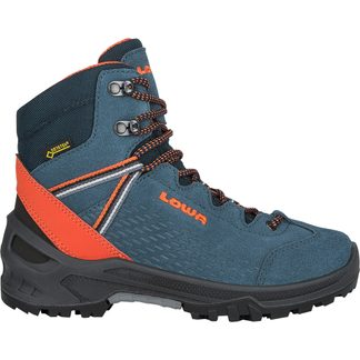 Lowa - Ledro GTX MID Junior blue orange