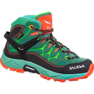 SALEWA - Alp Trainer MID GTX® Kinder myrtle tender shot