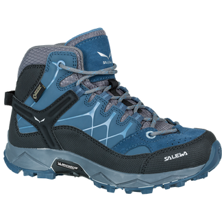 SALEWA - JR Alp Trainer MID GTX Kinder dark denim/ charcoal