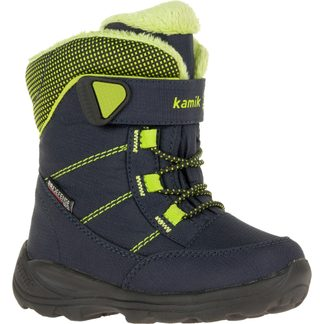 Kamik - Stance Winter Boots Kids navy lime
