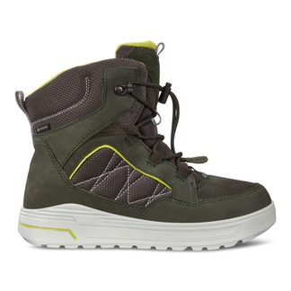 Ecco - Urban Snowboarder GORE-TEX® Boot Kids deep forest canary