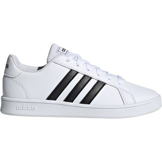 adidas - Grand Court Shoes Kids footwear white core black