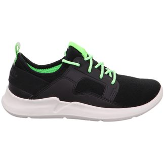 Superfit - Thunder Lace-Up Shoe Boys black green
