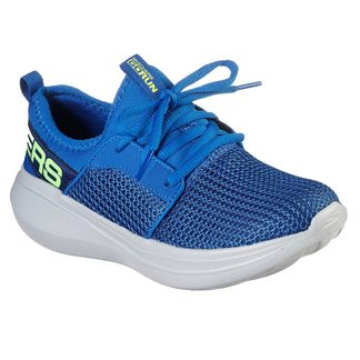 Skechers - Go Run Fast Valor Sneaker Kids blue