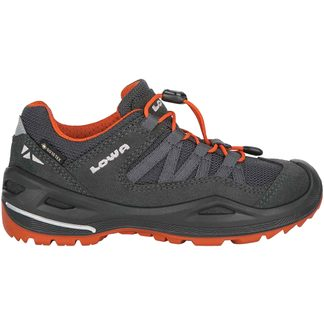 Lowa - Robin GTX LO Kids graphit orange