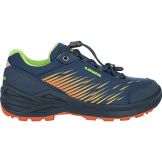Lowa - Zirrox GTX LO JR Kids blue orange