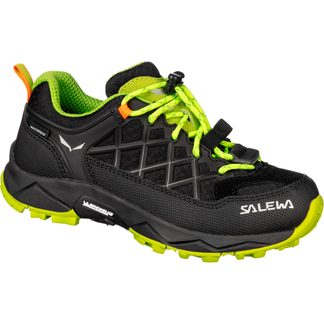 SALEWA - Wildfire WP Kids black out cactus