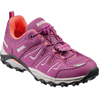 Meindl - Alon Junior GTX Kids Halbschuh fuchsia orange