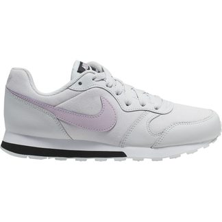Nike - MD Runner 2 (GS) Laufschuh Kinder photon dust iced lilac off noir