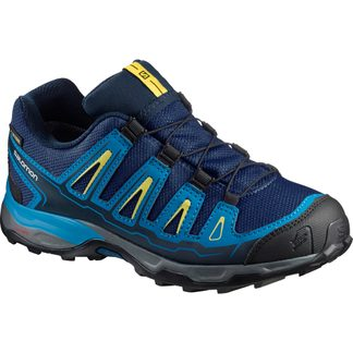 Salomon - X-Ultra GTX® Junior Kinder blue delpht