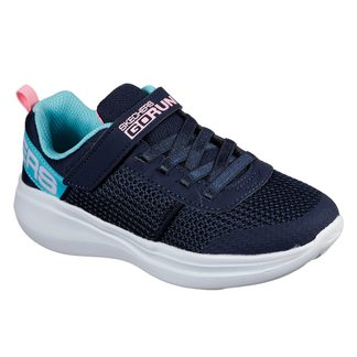 Skechers - Go Run Fast Viva Valor Sneaker Kinder bleu