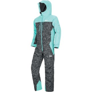 Picture - Winstony Ski Overall Kids feathers