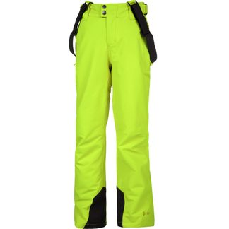 Protest - Bork Snowpants Kids lime green