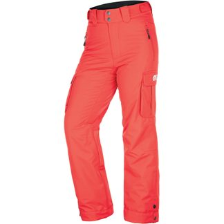 Picture - August Skihose Kinder rot