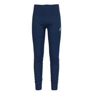 Odlo - Active Warm Eco Leggings Kinder estate blue