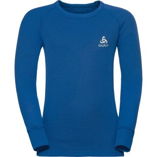 Odlo - Active Originals Longsleeve Kinder energy blue