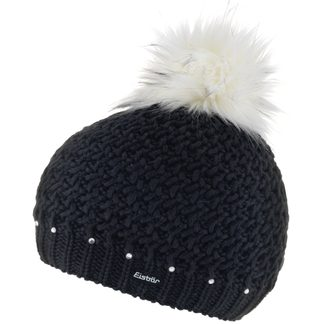 Eisbär - Shania Lux Crystal Knitted Beanie Girls black