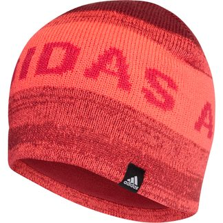 adidas - Graphic Beanie Kinder legacy red signal pink power pink