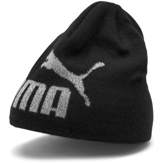 Puma - Essentials Logo Beanie Kids puma black