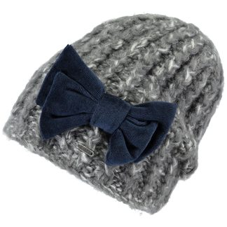 Barts - Letitia Beanie Girls dark heather