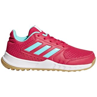 adidas - FortaGym K Sports Shoes Kids energy pink energy aqua ftwr white
