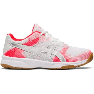 ASICS - Gel-Tactic GS Indoor Shoes Kids white silver