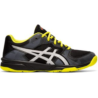 ASICS - Gel-Tactic GS Indoor Shoes Kids black silver