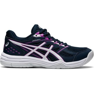 ASICS - Upcourt 4 GS Indoor Shoes Kids french blue digital grape