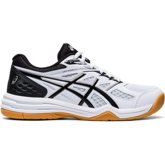 ASICS - Upcourt 4 GS Indoor Shoes Kids white black