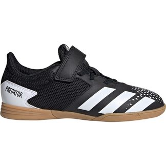 adidas - Predator Mutator 20.4 Sala IN Football Shoes Boys core black footwear white gum